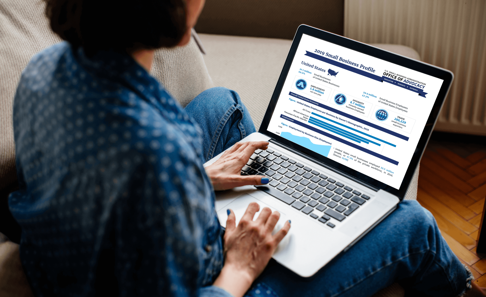 2019 Small Business Profiles For The States And Territories Sba S Office Of Advocacy